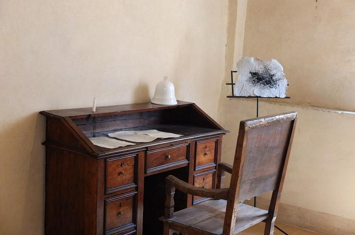 LUCIANO TITTARELLI - ANNI 10 - MOSTRA AL CONVENTINO DI SANTA MARIA DEGLI ANGELI- ISTALLAZIONE 2015 (7)