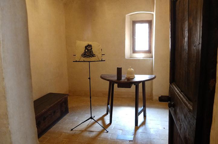 LUCIANO TITTARELLI - ANNI 10 - MOSTRA AL CONVENTINO DI SANTA MARIA DEGLI ANGELI- ISTALLAZIONE 2015 (9)