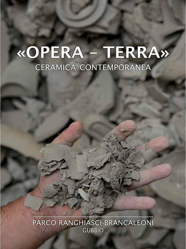 LUCIANO TITTARELLI - Catalogo Opera-Terra COPERTINA