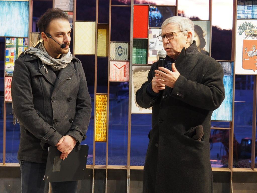 """Inaugurazione """"Le immagini dentro"""" - Luciano Tittarelli"""