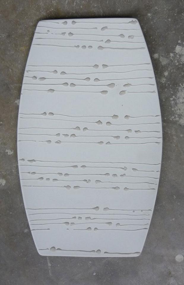 Luciano Tittarelli - Anni 00 - maioliica-a-rilievo-con-rigo-musicale-2009-ceramiche-bizzirri