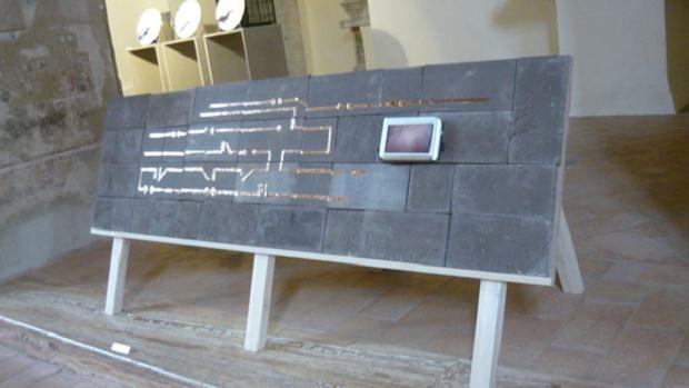 Luciano Tittarelli - Anni 10 - progetto-per-triennale-di-ceramica-a-gualdo-tadino-2010