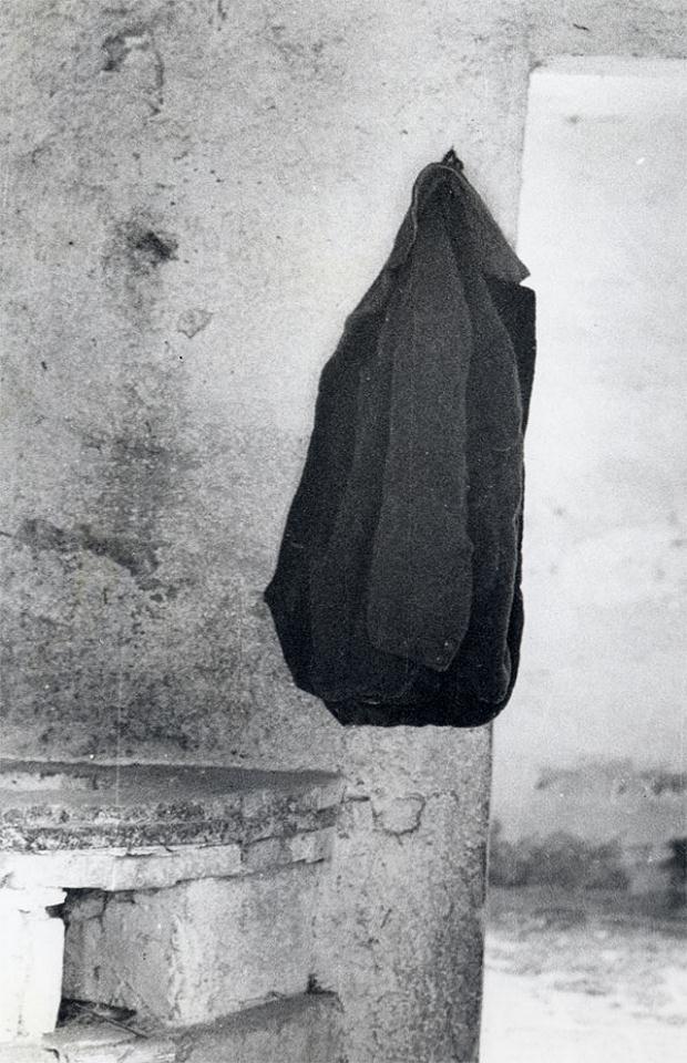 Luciano Tittarelli - Anni 70 - giacca-ritrovata-1979