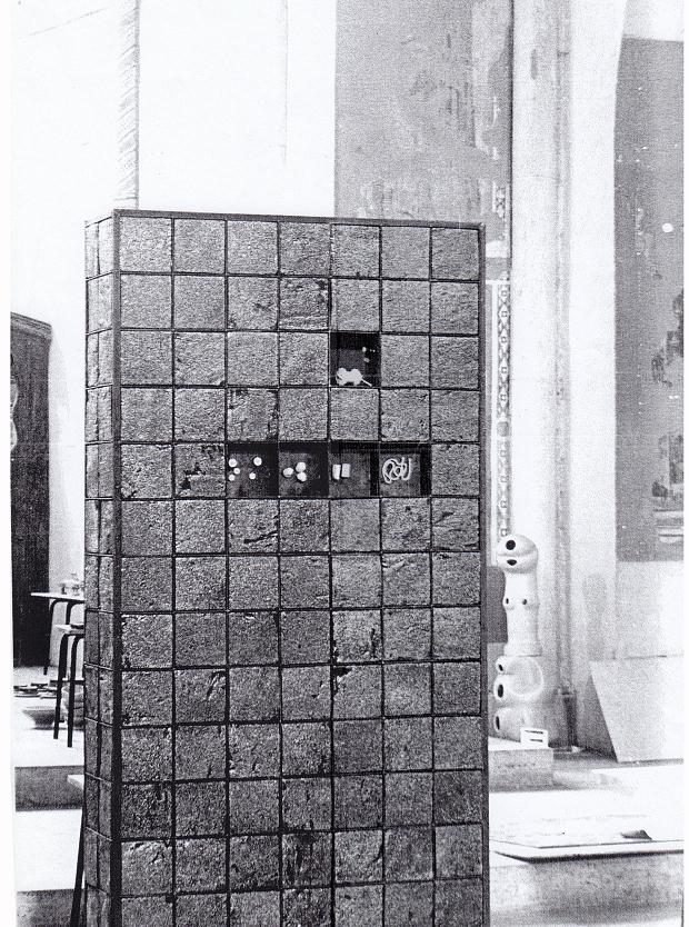 Luciano Tittarelli - Anni 70 - mostra-internazionale-della-ceramicagualdo-tadino1979