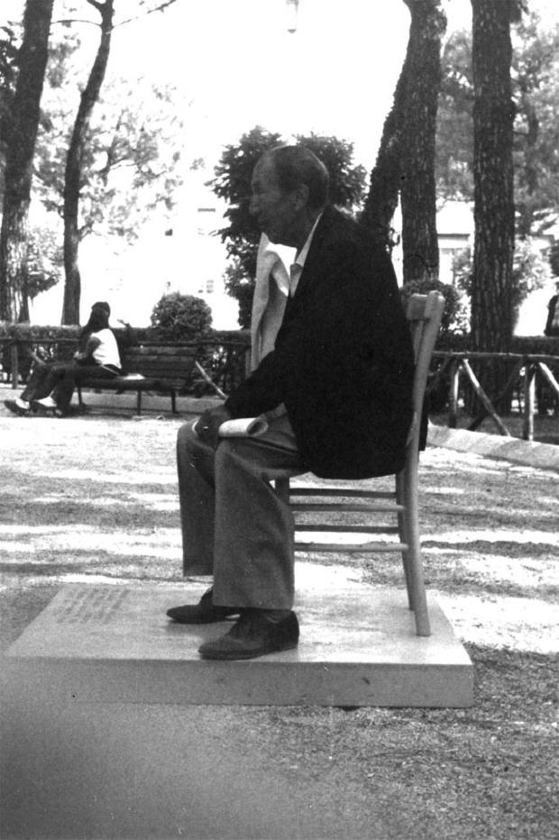 Luciano Tittarelli - Anni 80 - performance-foligno-1980
