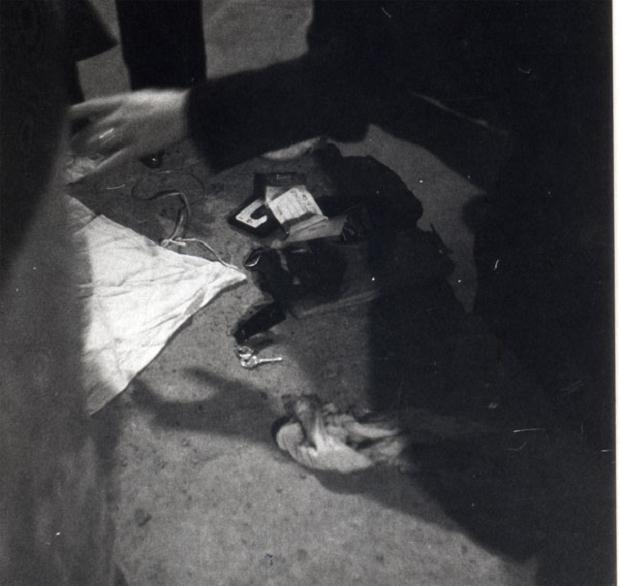 Luciano Tittarelli - Anni 80 - performance-rocca-paolina-1982