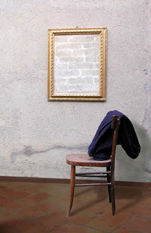 Luciano Tittarelli - Anni 80 - senza-titolo-installazione-materiali-vari-1981