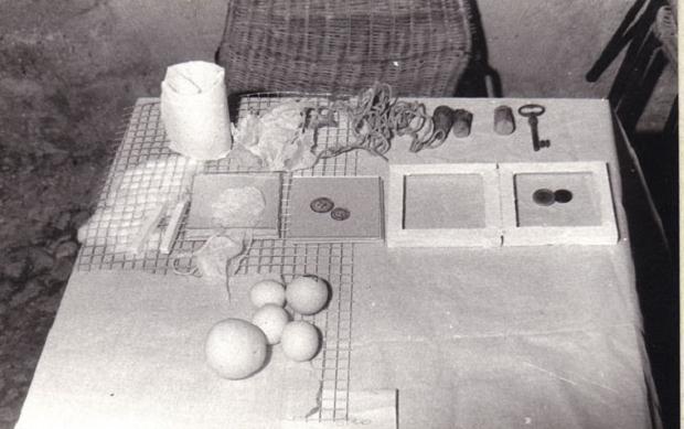 Luciano Tittarelli - Anni 80 - spoleto-incontri-80-installazione-1980